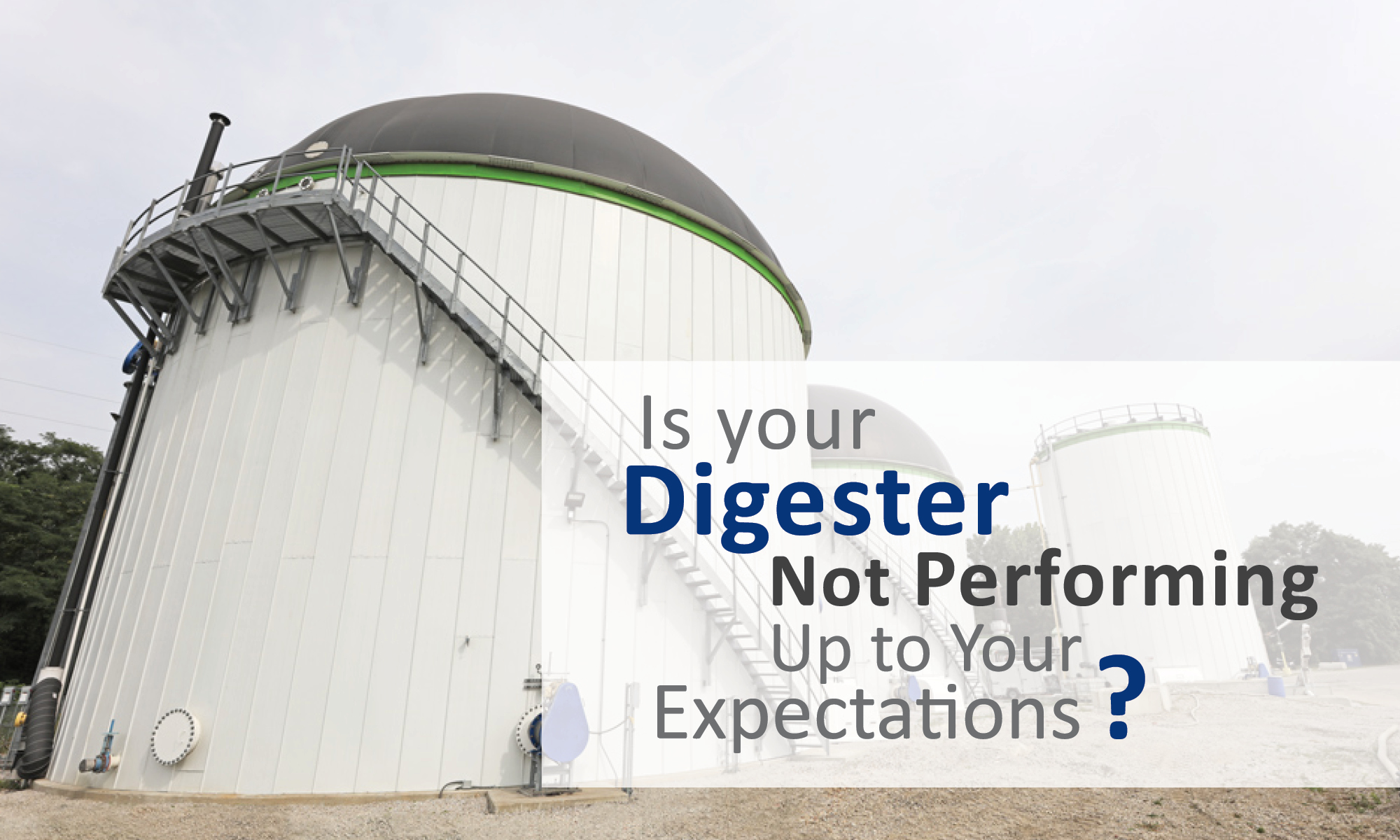 Digester Gas Analysis